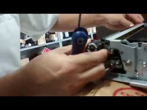 How To Replace Transfer Belt Assembly 7800 Doovi