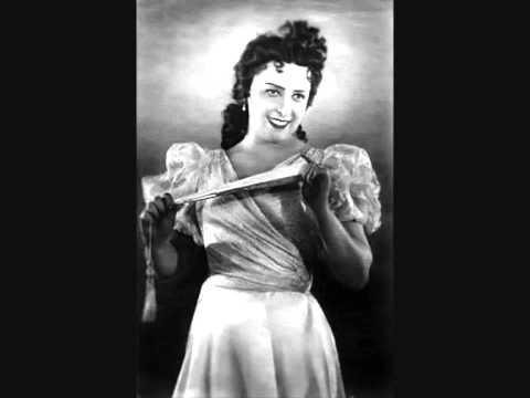 Donizetti - Linda di Chamounix - O luce di quest'anima - Irina Maslennikova - Live 1951