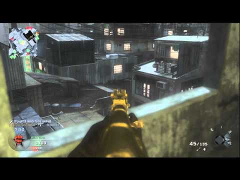 Black Ops NEW MAP Kowloon Multiplayer Gameplay!