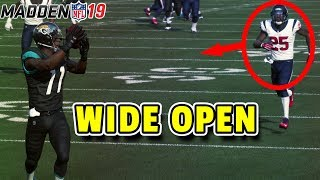 The ABSOLUTE BEST Cover 3 Beater in Madden 19!