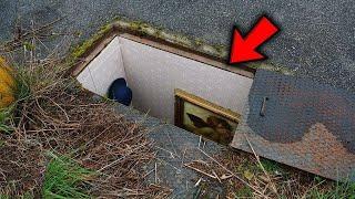 7 غرف غريبة وسرية عثر عليها فى بعض المنازل ؟