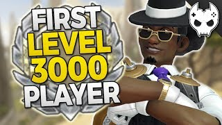 Overwatch - FIRST LEVEL 3000 PLAYER