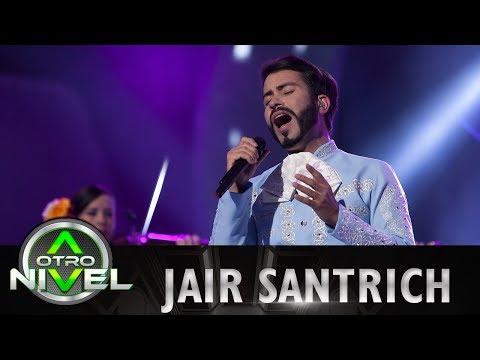 'Hasta que te conocí' - Jair Santrich - Show 100 millones | A otro Nivel