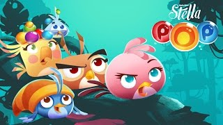 Angry Birds Stella POP! (by Rovio Entertainment Ltd) - iOS/Android - HD Gameplay Trailer