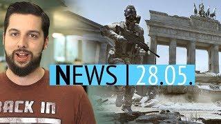 Shooter »World War 3« zerlegt Berlin - Wolf Among Us 2 verschoben - News