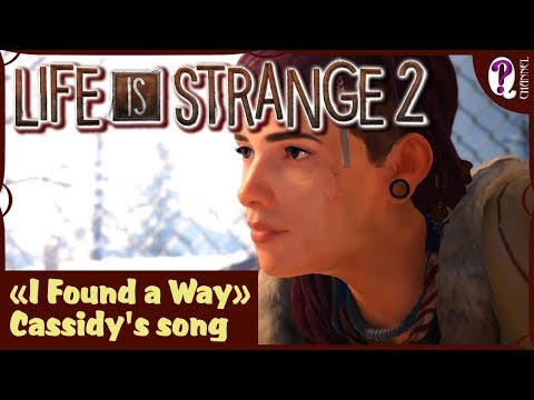 """I Found a Way"" Cassidy's song 