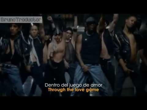 Lady Gaga ~ LoveGame (Lyrics Sub. Spanish/Español) [HD] Official Video