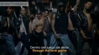 Lady Gaga ~ LoveGame (Lyrics Sub. Spanish/Español) [HD] Official Video
