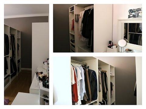 Kleiderschrank organisieren | Virtuelle Ordnung? - YouTube