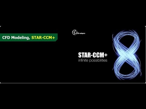 Webinar on : Next Step in CFD An introduction to CFD using STAR CCM+