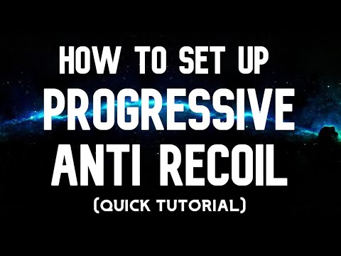 How To Set Up Progressive Anti Recoil For Any COD Weapon   Taylordrift   Cronus Zen   Quick Tutorial
