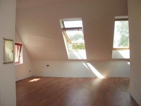 tetőtér beépítés készítése, tetőtér szigetelése, tetőtér hőtükör ...