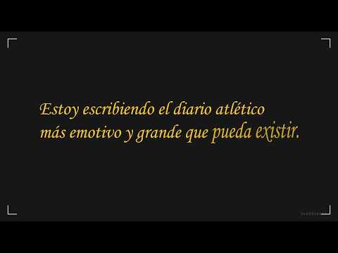 Diario de un atlético.