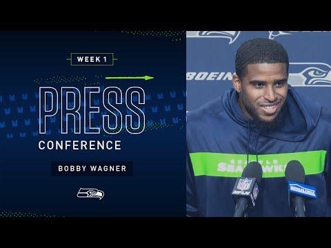 Linebacker Bobby Wagner Week 1 Press Conference | 2019 Seattle Seahawks