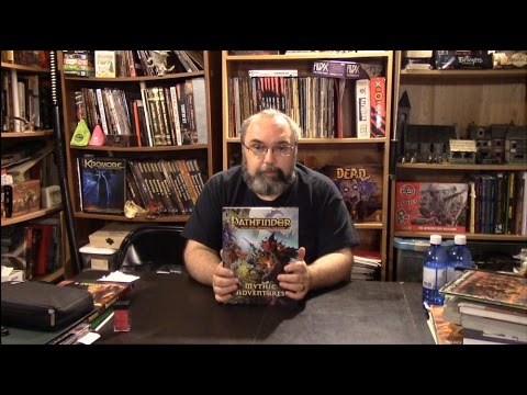 DT Reviews - Mythic Adventures - YouTube