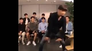 Video KAI dances KOKOBOP Break Dance 😊 download MP3, 3GP, MP4, WEBM, AVI, FLV Mei 2018