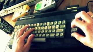 The Last V8 (Rob Hubbard, 1985) C64 LIVE REMIX [LukHash]