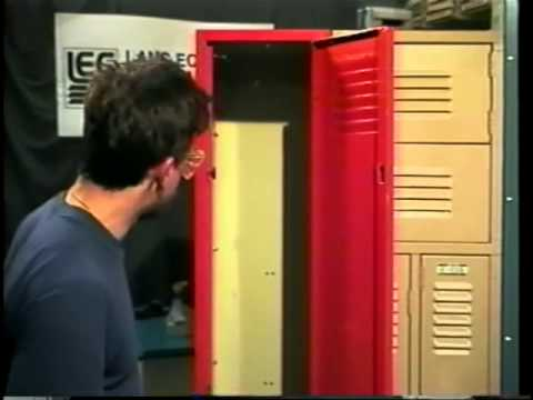 How To Fix Lyon Locker Frame Hook And Door Jambs In School Lockers