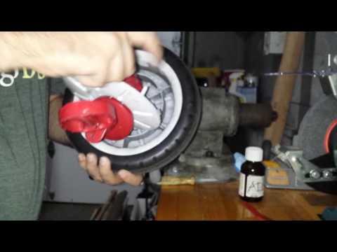 Failed tricycle repair