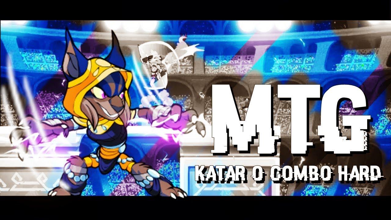 7 MTG KATAR O COMBO HARD ( Brawlhalla Montage ) - Самые лучшие видео