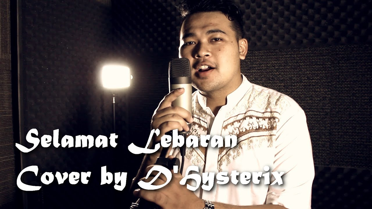 Selamat Lebaran Ungu Cover By D Hysterix Youtube