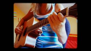 Jason Mraz - Prettiest Friend (Guitare)