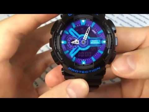 Элитные часы Casio g-shock из Китая недорого. Купить часы на .
