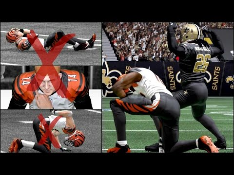 Madden 15 Career Mode Gameplay S1 - Dirtiest Defense in The NFL - Who