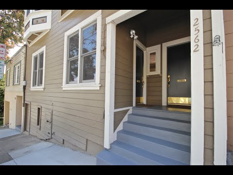 San Francisco Apartment for Rent | 2526 Diamond St.