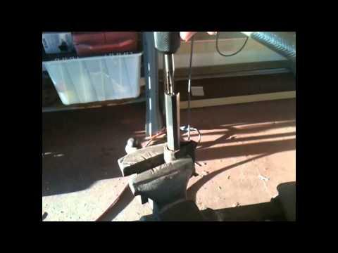 Building a flintlock pistol from scratch- Part 10 Breach plug, frizzen and cock assembly work