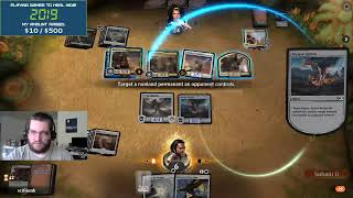 12/5/2019 Magic: The Gathering Arena #RazerStreamer