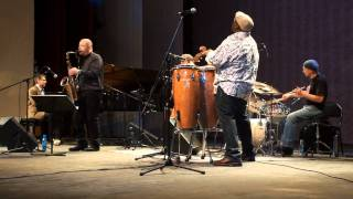 Afro-Cuba Jazz  - Bobby Martinez - concert - February 20, 2011