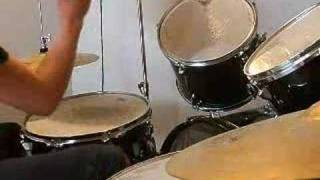 Green Day- Boulevard of broken dreams on drums