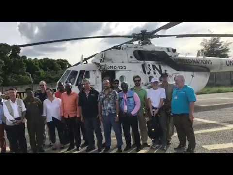 After Irma - A look into UNFPA's Humanitarian Response Action in Haiti