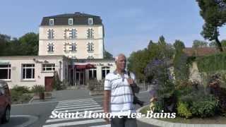 Camping Des Bains in Saint Honoré les Bains, France/Bourgogne/Morvan