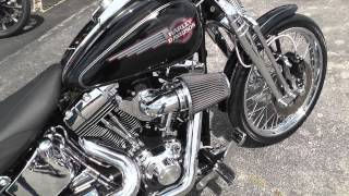 045404 - 2006 Harley Davidson Softail Springer FXSTS - Used Motorcycle For Sale