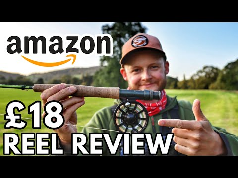 BARGAIN Amazon / EBay Fly Fishing Reel! Unboxing Review Of The BEST Value Reel On The Internet?