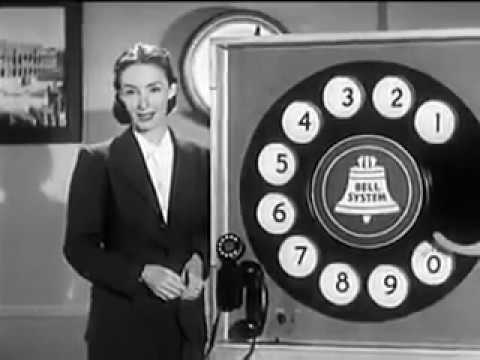 How to Use Your New Dial Phone