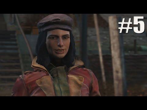 DIAMOND CITY BABES   Fallout 4 (Cocky Guy Playthrough) [5]