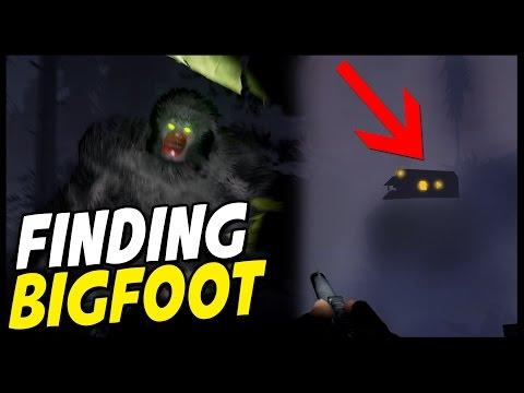 BIGFOOT'S SECRET HIDDEN CABIN! - Finding Bigfoot - We Found Bodies! Prep For Multiplayer Gameplay!