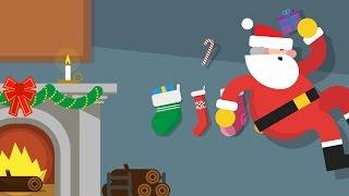 Santa Tracker: Back to Work
