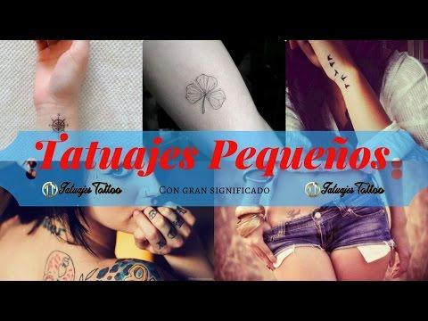 Tatuajes Pequeños pero con Significados Profundos y de Manera Discreta para Personas Reservadas