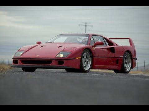 1115000 1992 Ferrari F40 Youtube
