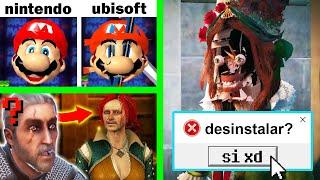 8 Glitches que le Quitan la Seriedad a sus Videojuegos (PARTE 2)