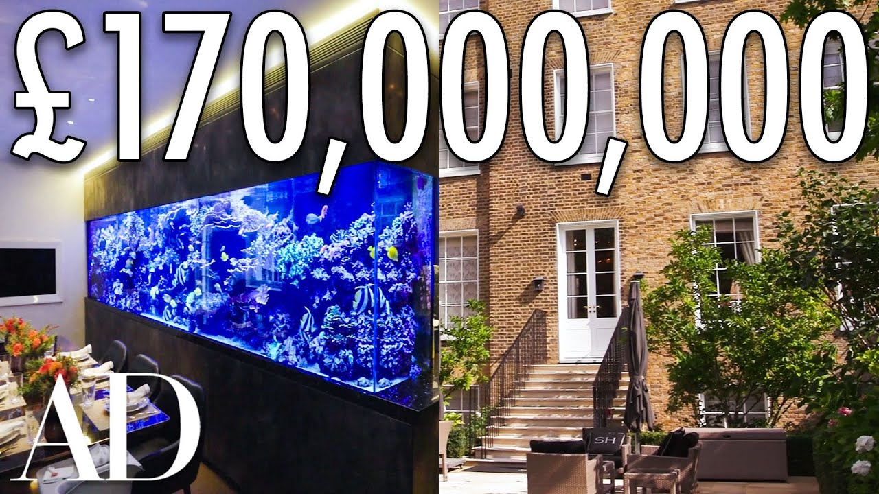 Inside A £170M 18th-Century London Mansion Owned By An Heiress | On The Market