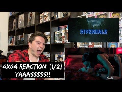 Download RIVERDALE - 4x04 'HALLOWEEN' REACTION (1/2)