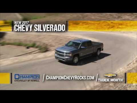 Champion Chevrolet Howell >> Champion Chevrolet Of Howell February Lease Specials
