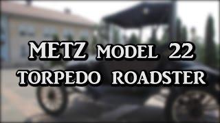 фильм Metz Model 22 torpedo roadster