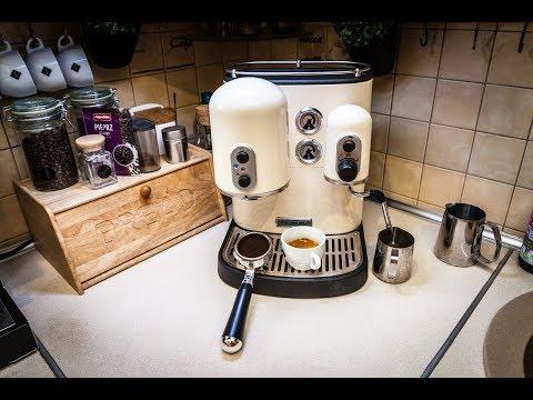 KitchenAid Coffee Machine After Repair.