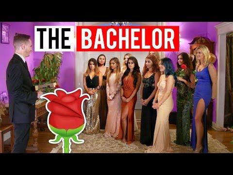 How Girls Act on the Bachelor